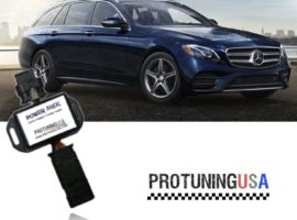 Mercedes 3L Turbo Tuner Power Pack PSI Booster